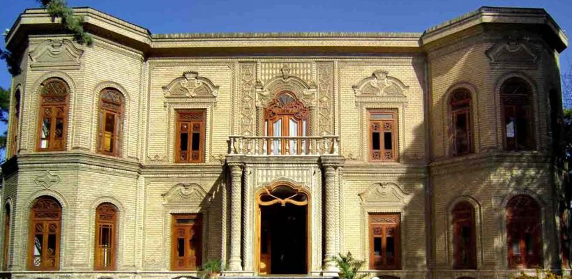 Glass & Ceramics Museum of Iran