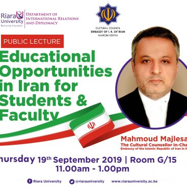 1R 19TH SEPTEMBER PUBLIC LECTURE - EDUCATION OPPORTUNITIES IN IRAN-01